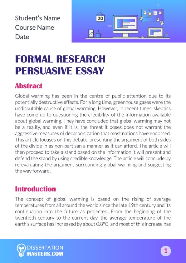 Purchase persuasive essay